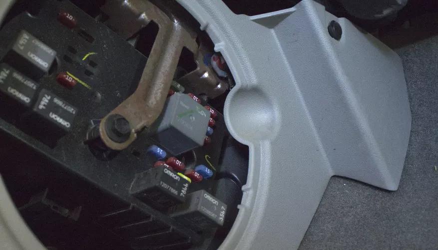 Como consertar um medidor de combustível preso - ele ainda funciona