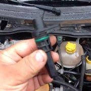 Como trocar o sensor de velocidade do velocímetro - conserto do sensor de velocidade